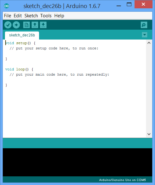 Arduino download from board
